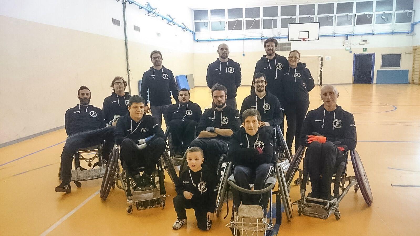 Mastini Cangrandi Verona - La squadra